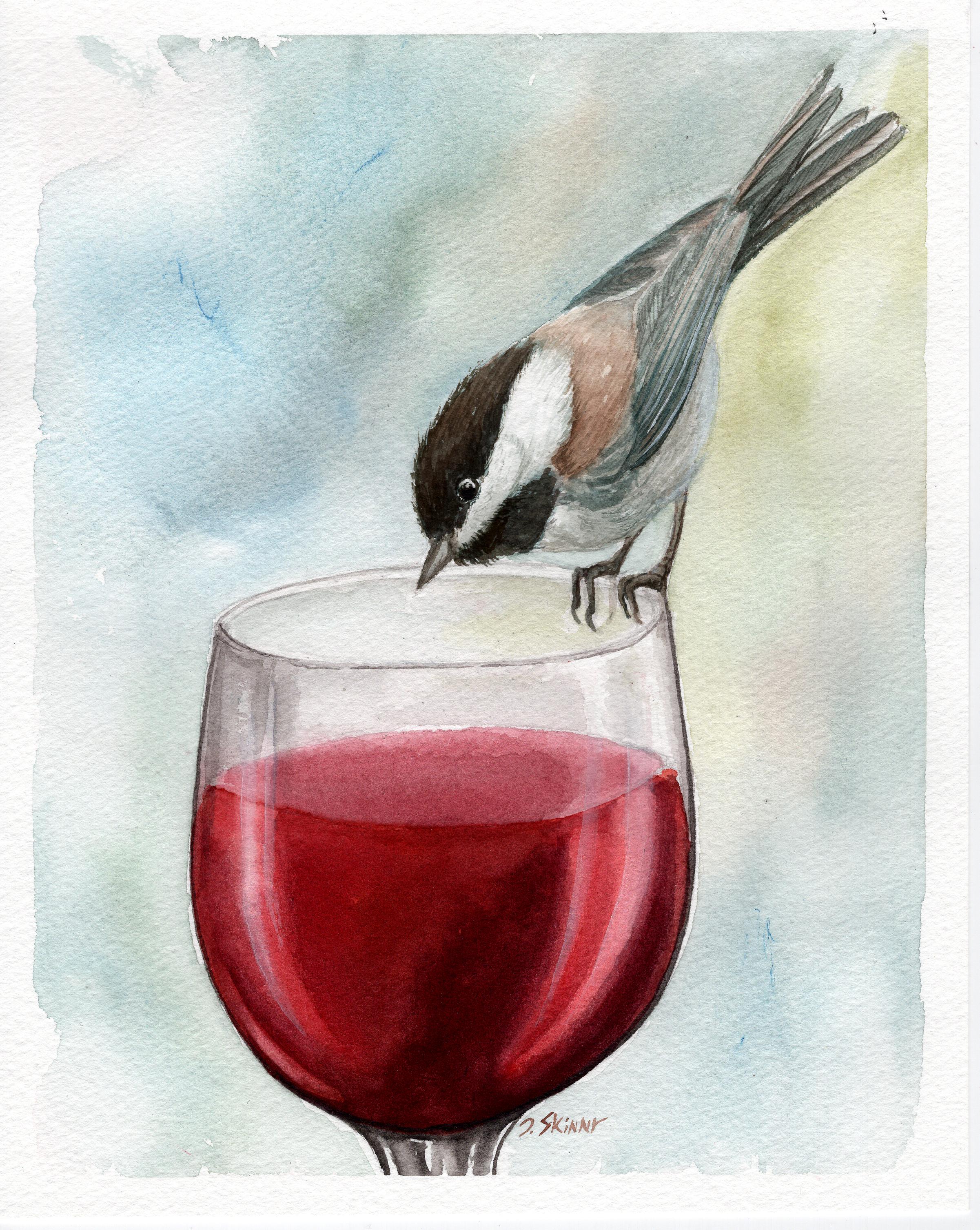 Drunk-Chickadee