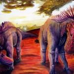 The Making of Amargasaurus