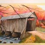 Pisgah Covered Bridge